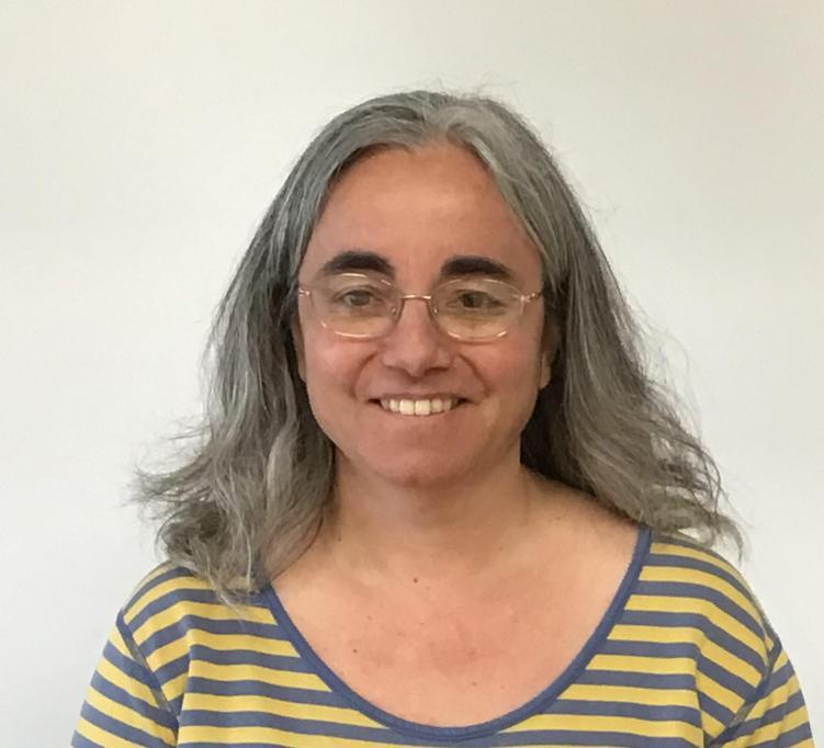 Liz Hallett - Teaching Assistant