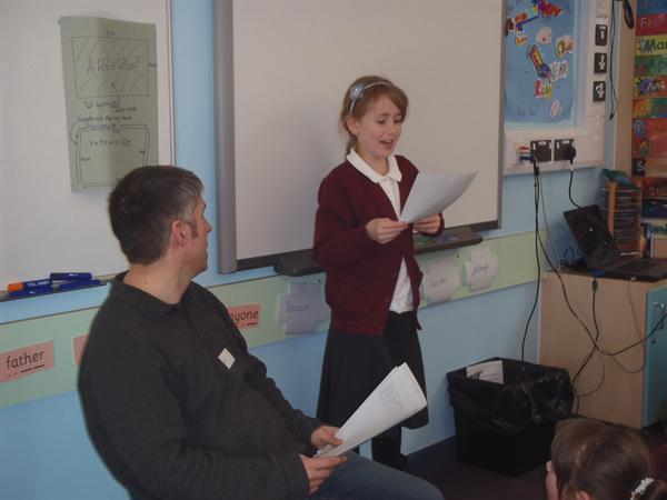 Andy Tooze Poetry Workshop
