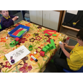 Making our won Hungry Caterpillar.