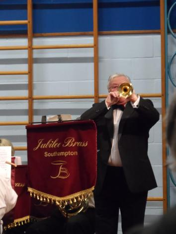 Ian Smith M.B.E. playing the Post Horn Gallop