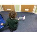 Ordering numbers on a number line