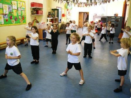 """""""Dance lessons are great fun - I like to move!"""""""