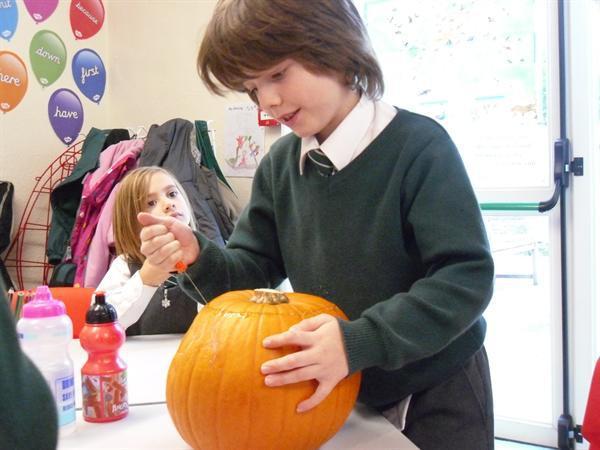 Pumpkin carving!
