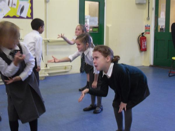 Drama workshop!!