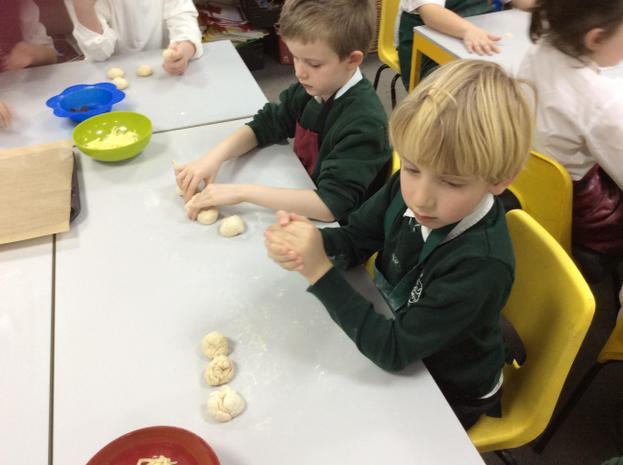 Baking - bread
