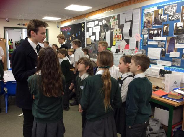 Debating with Sevenoaks School