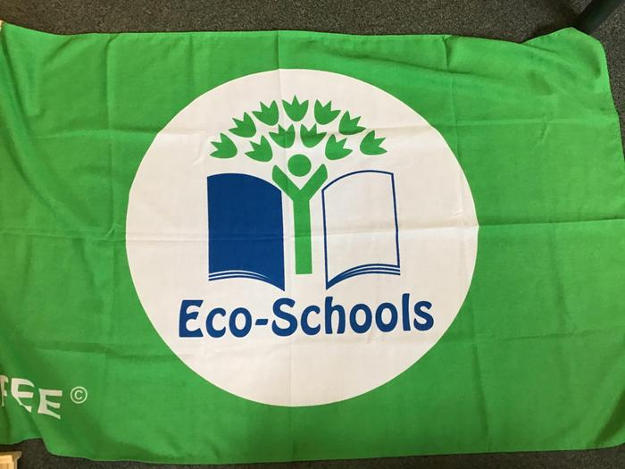 Our 2nd Green flag! What an amazing achievement!