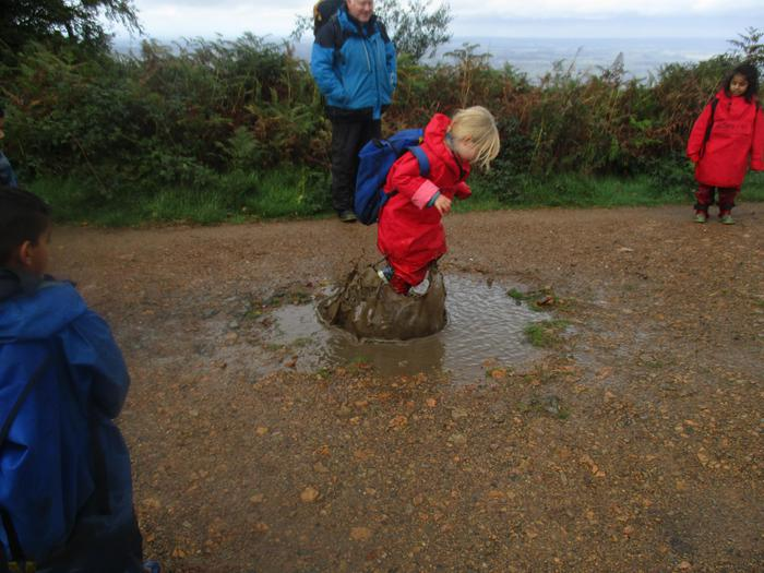 ...and splash some more!