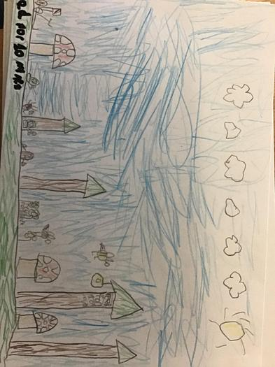 A great poster by a class 5 Short Wood