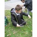 We measure sticks using string