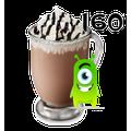 Hot chocolate with Mrs Hearnshaw