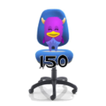 Teacher's chair for the day