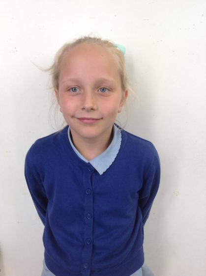 Morgan is the Mathematician of the week!