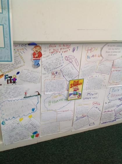Check out our amazing How To Behave Well posters.