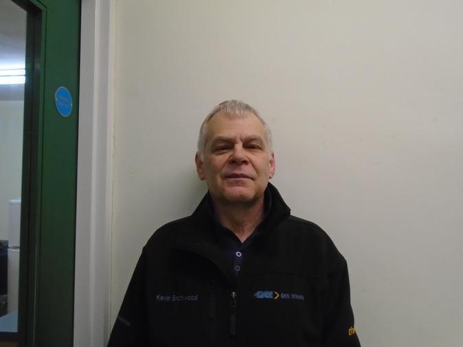 Mr Brothwood - Caretaker