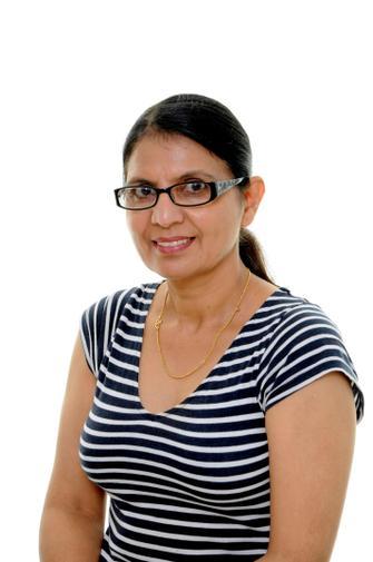 Mrs Sanghara - Lunchtime Supervisor