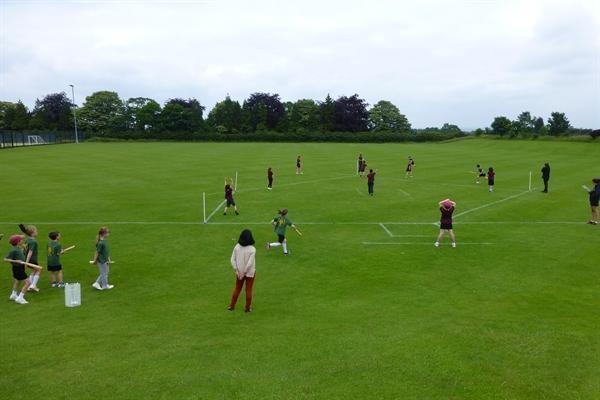Y3/4 Rounders Tournament at Wrekin College