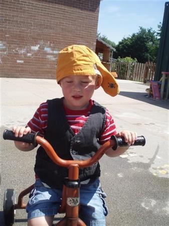 Nursery Pirate Party