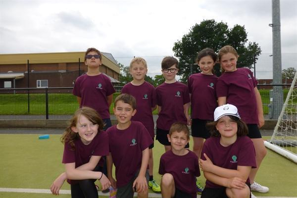 Y3/4 Rounders Tournament at Wrekin College
