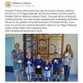 Salisbury Hospice's Facebook page