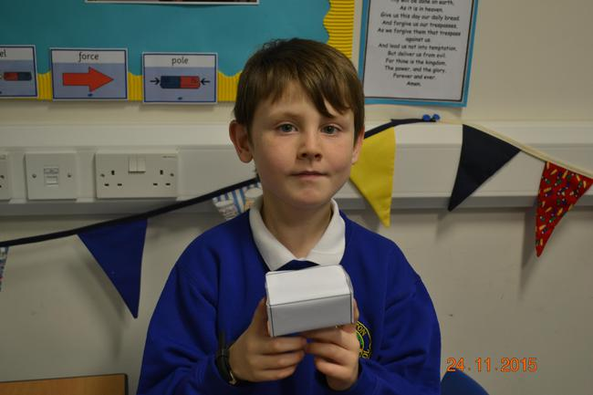 Here is a cuboid