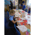 Flying high with our Chinese kite making
