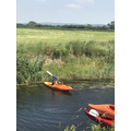 Kayaking this afternoon.
