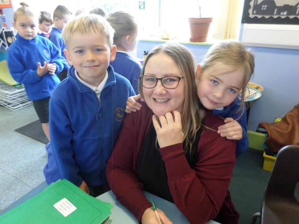Mrs Harmer - The Class TA
