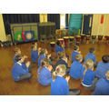 Our drumming session - can we keep the beat?