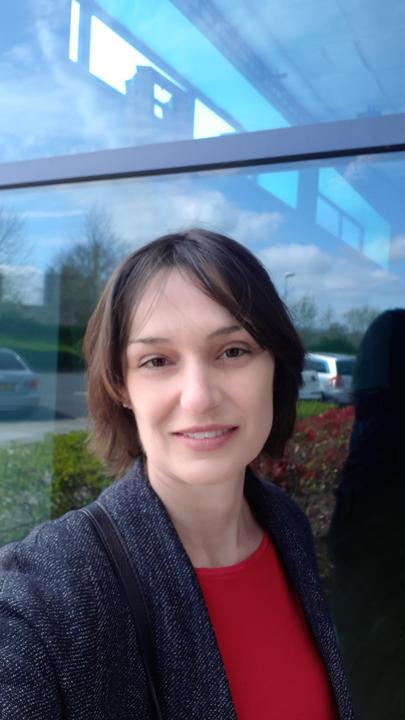 Mrs Pavlidou - The Class Teacher