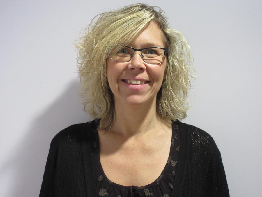 Rachel Stephens. Staff Governor