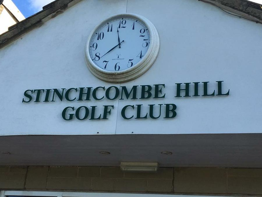 Thanks to Stinchcombe Golf Club for hosting.