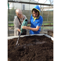 Work experience at Dundry Nurseries