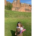 Ava's trip to Kenilworth Castle