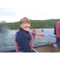 Happy canoeing.