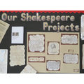 Our Shakespeare Projects