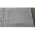 Bethany's writing