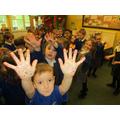 Safety Week: Handwashing