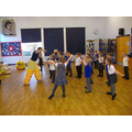 Chinese Dancing and Music Workshop