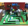 Dylan's lego treasure map