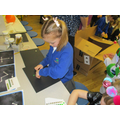 Making constelations on Space Day