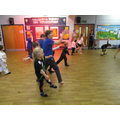 Space Dancing with Year Five