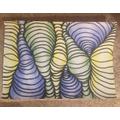 Charlie's Optical Illusion Artwork