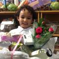 Generous Harvest parcels for the community.