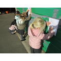 Collecting rubbings