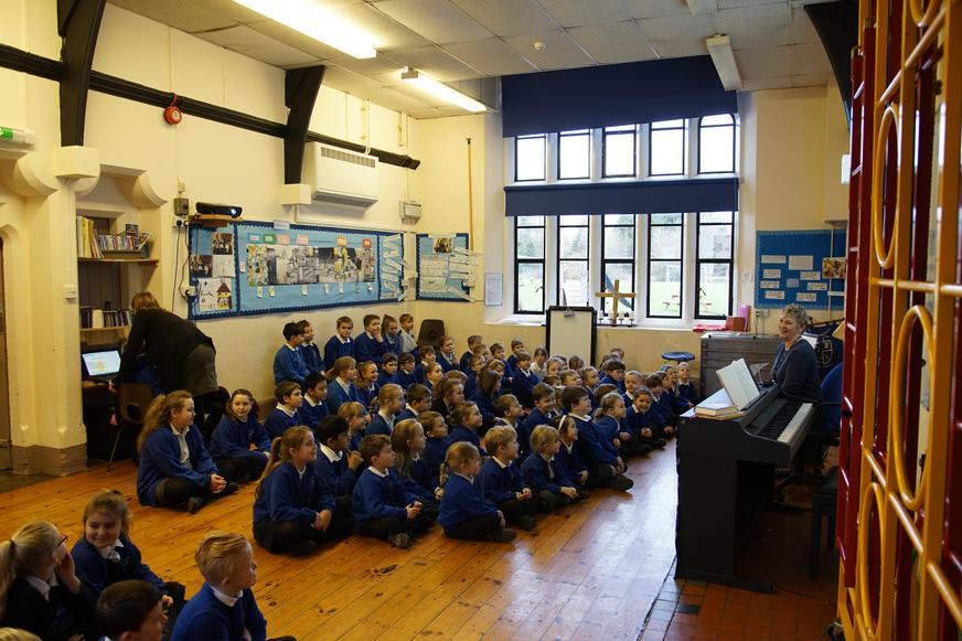 Whole School Worship