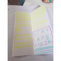 Erin's Online safety booklet