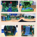 More great rainforest Dioramas