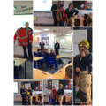 A fantastic visit from Stalybridge Fire Crew!