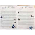 Letter detailing Year 6 information.